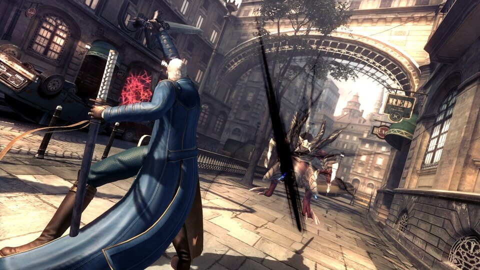 Devil May Cry 4 - 2