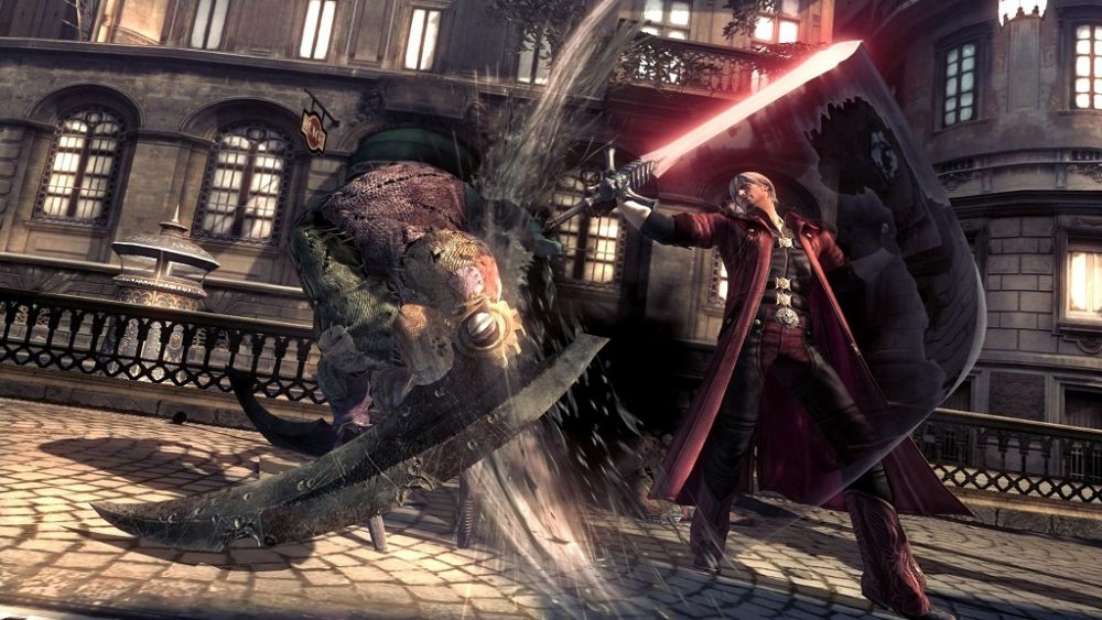 Devil May Cry 4 - 3