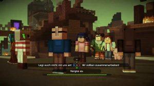 Minecraft Storymode Ep02 im Test für GamingNerd.net_07