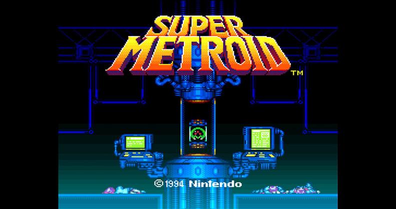 Super Metroid2
