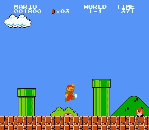 30 Jahre Super Mario Bros : Teil 1 im Retro-Review - Magazin, Retro