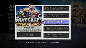 Minecraft Storymode im Test für GamingNerd.net_02