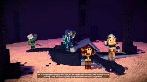 Minecraft Storymode im Test für GamingNerd.net_03
