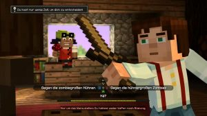 Minecraft Storymode im Test für GamingNerd.net_04