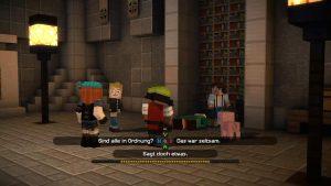 Minecraft Storymode Ep03 im Test für GamingNerd.net_02