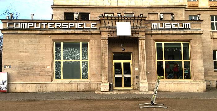 Zu Besuch beim Computerspielemuseum Berlin - Magazin