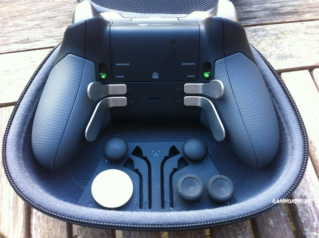 xbox one elite controller im test ein nerd wird elit r. Black Bedroom Furniture Sets. Home Design Ideas