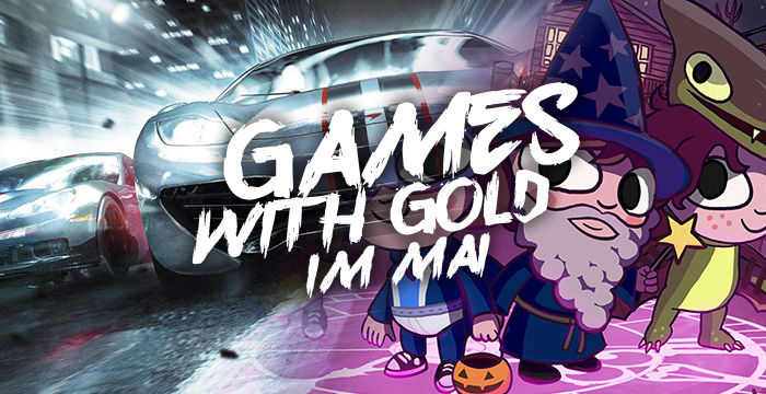games with gold mai