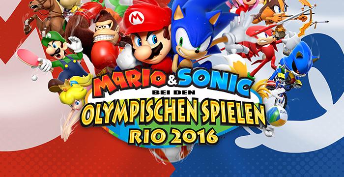 Mario Sonic Bei Den Olympischen Spielen Rio 2016 Im Test Games
