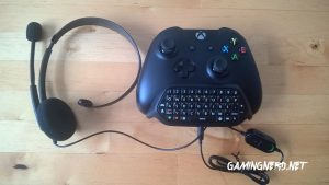 Xbox One Chatpad 7