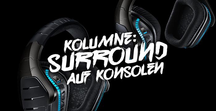 Headphone Surround auf Konsolen – Windows Sonic, Dolby Atmos
